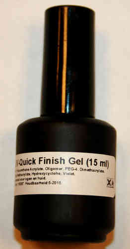 UV-Quick Finish Gel (Sealer) 15ml