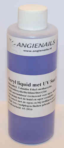 Acrylliquid met Sun Blocker
